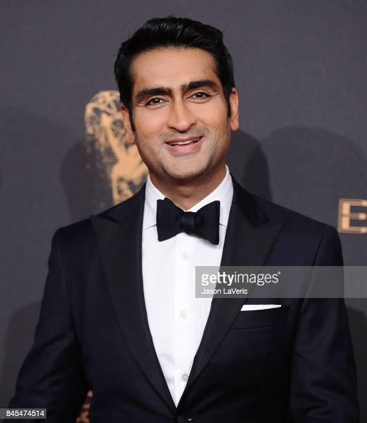 Kumail Nanjiani attends the 2017 Creative Arts Emmy Awards at Microsoft Theater on September 10, 2017 in Los Angeles, California.