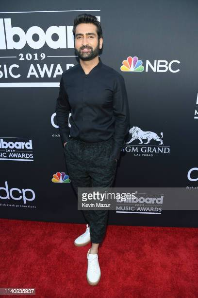 Kumail Nanjiani attends the 2019 Billboard Music Awards at MGM Grand Garden Arena on May 1, 2019 in Las Vegas, Nevada.