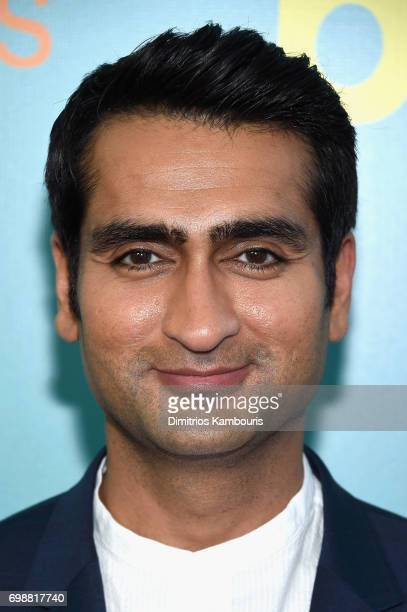 Kumail Nanjiani attends 'The Big Sick' New York Premiere at The Landmark Sunshine Theater on June 20 2017 in New York City