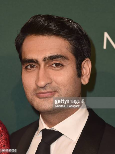 Kumail Nanjiani attends the Hollywood Reporter's 6th Annual Nominees Night at CUT on February 5 2018 in Beverly Hills California