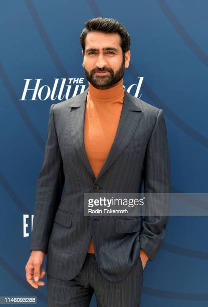 Kumail Nanjiani attends The Hollywood Reporter's Empowerment In Entertainment Event 2019 at Milk Studios on April 30, 2019 in Hollywood, California.