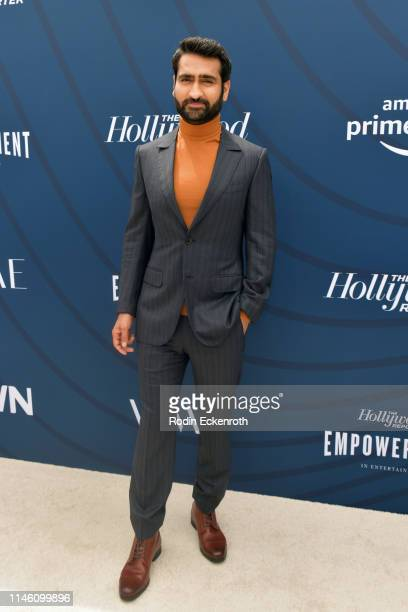 Kumail Nanjiani attends The Hollywood Reporter's Empowerment In Entertainment Event 2019 at Milk Studios on April 30 2019 in Hollywood California