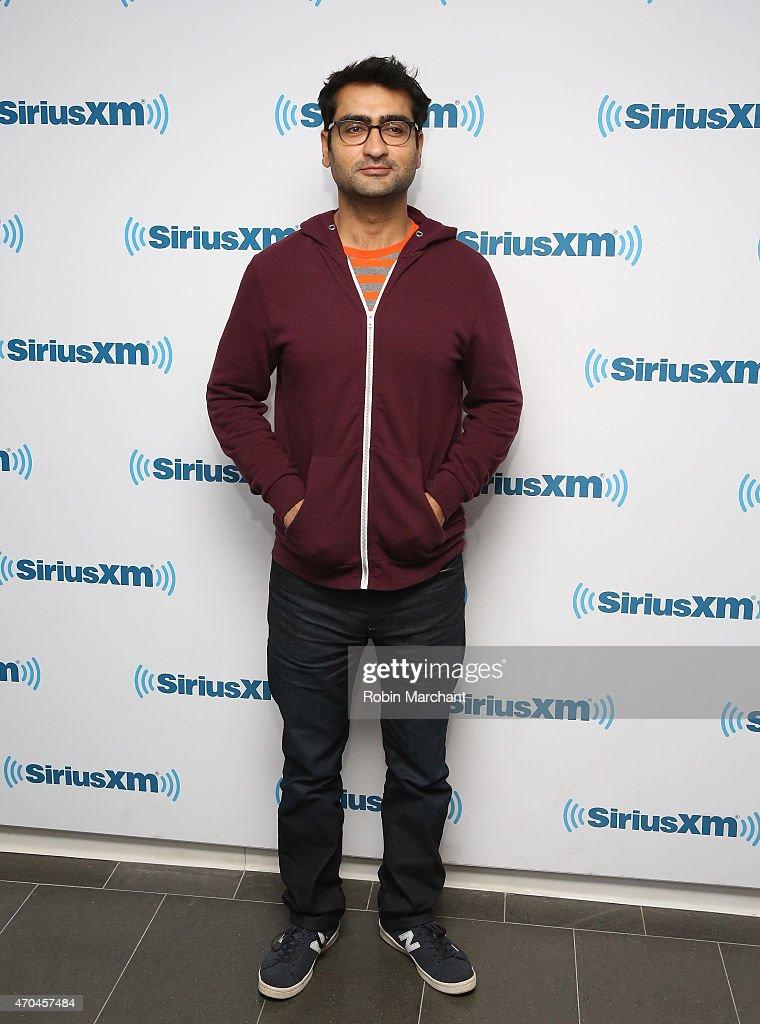 Celebrities Visit SiriusXM Studios - April 20, 2015