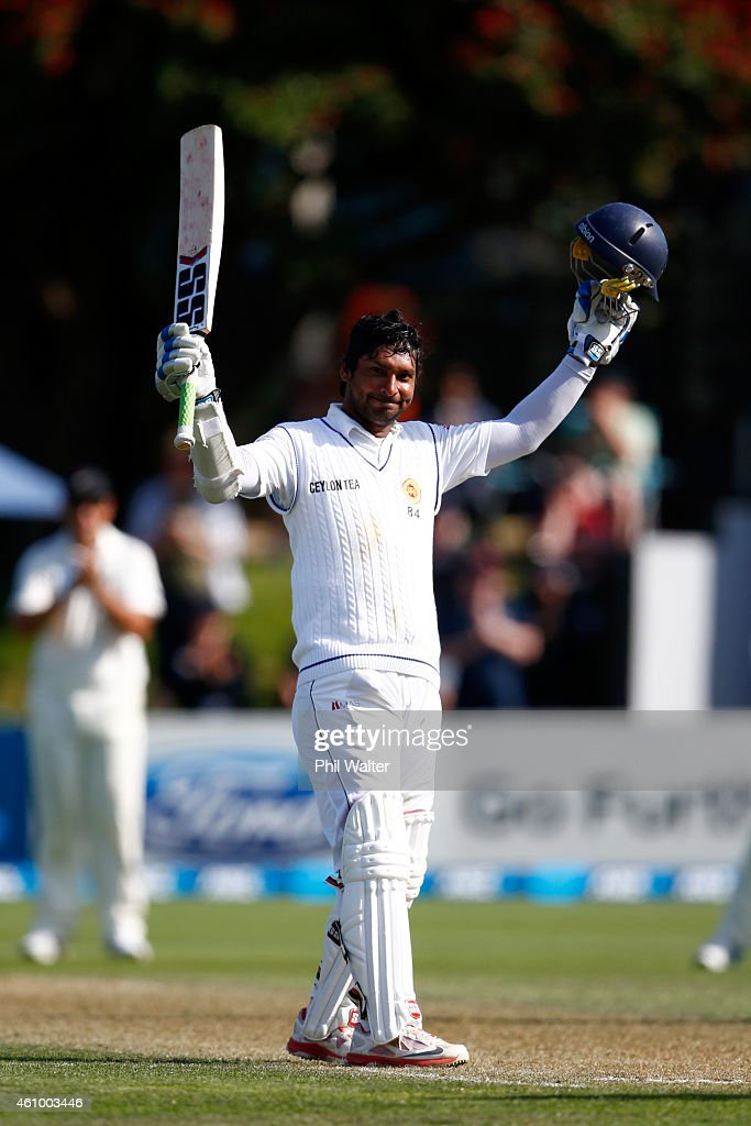 New Zealand v Sri Lanka - 2nd Test: Day 2