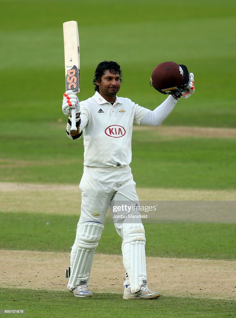 Surrey v Somerset - Specsavers County Championship: Division One