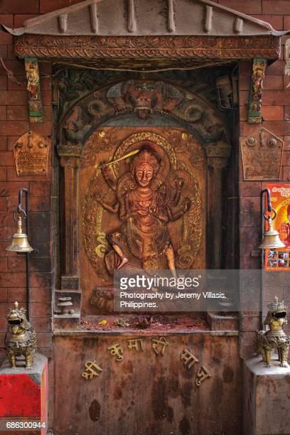 Kumari Maju Shrine, Kathmandu, Nepal