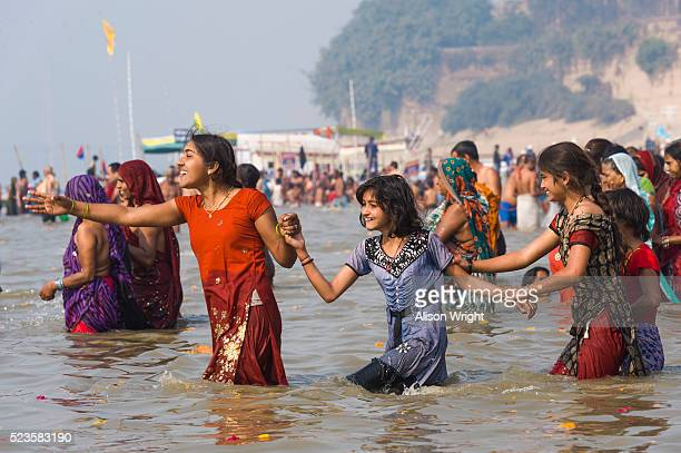 Indian Girls Bathing Stock Photos And Pictures  Getty Images-8622