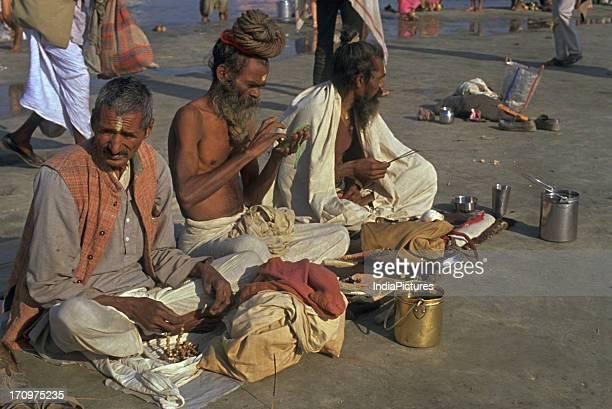 Kumbh Mela in Allahabad, Uttar Pradesh, India.