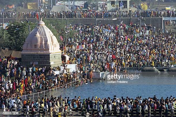 2004 kumbh mela in ujjain - kumbh mela stock pictures, royalty-free photos & images