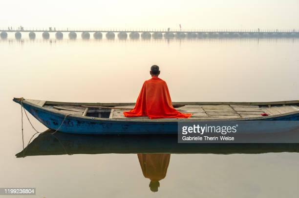 kumbh mela - prayagraj stock pictures, royalty-free photos & images