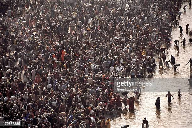 india1044/ kumbh mela - hinduism stock pictures, royalty-free photos & images