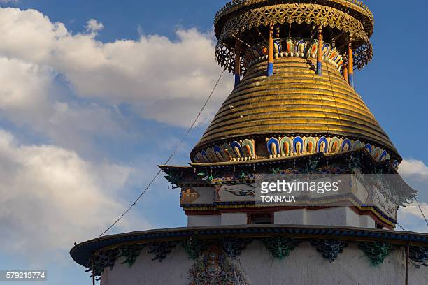 Kumbum Stupa in Gyangze, Tibet China