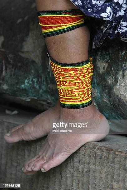 Kuna Leg Bracelet