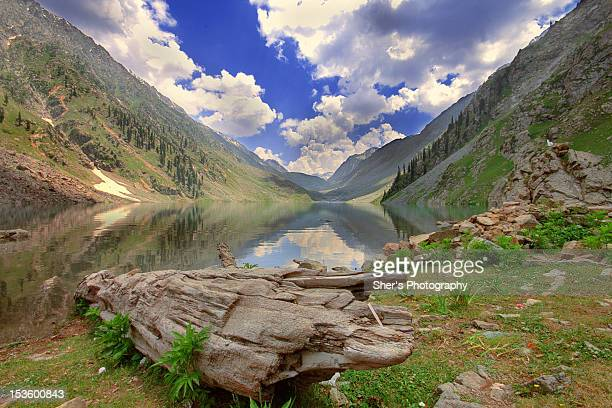 kundol lake - swat valley stock pictures, royalty-free photos & images