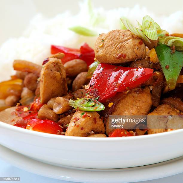 Kung bao chicken