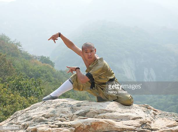 Kung Fu Expert on Song Mt. by Shaolin Temple.
