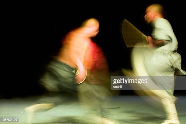 カンフーの戦い - 少林寺 ストックフォトと画像