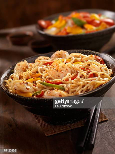 Kung Pao crevettes