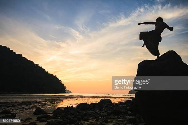 kungfu - 少林寺 ストックフォトと画像