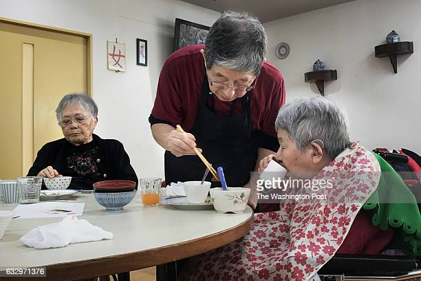 Kunio Odaira started working at the Cross Heart nursing home in Yokohama Japan after retiring from his job in the sales department of an auto parts...