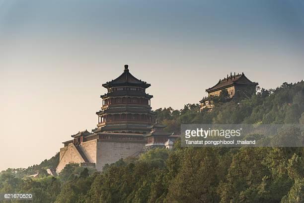 Kunming Lake With Summer Palace in Baijing, China