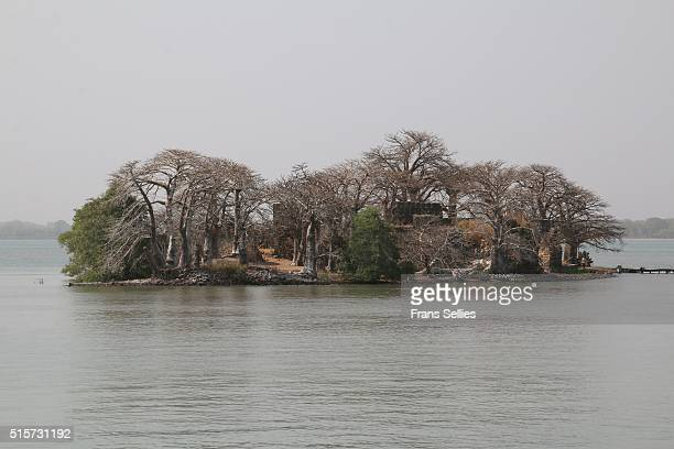 Kunta Kinte Island, formerly James Island, The Gambia