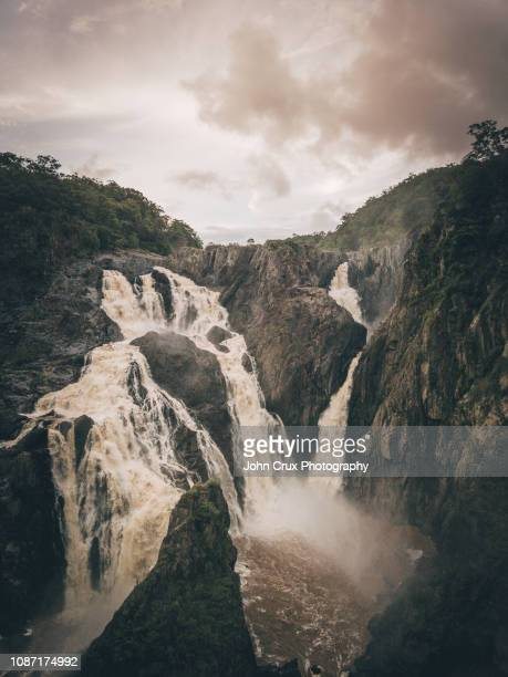 kuranda barron falls - クランダ ストックフォトと画像