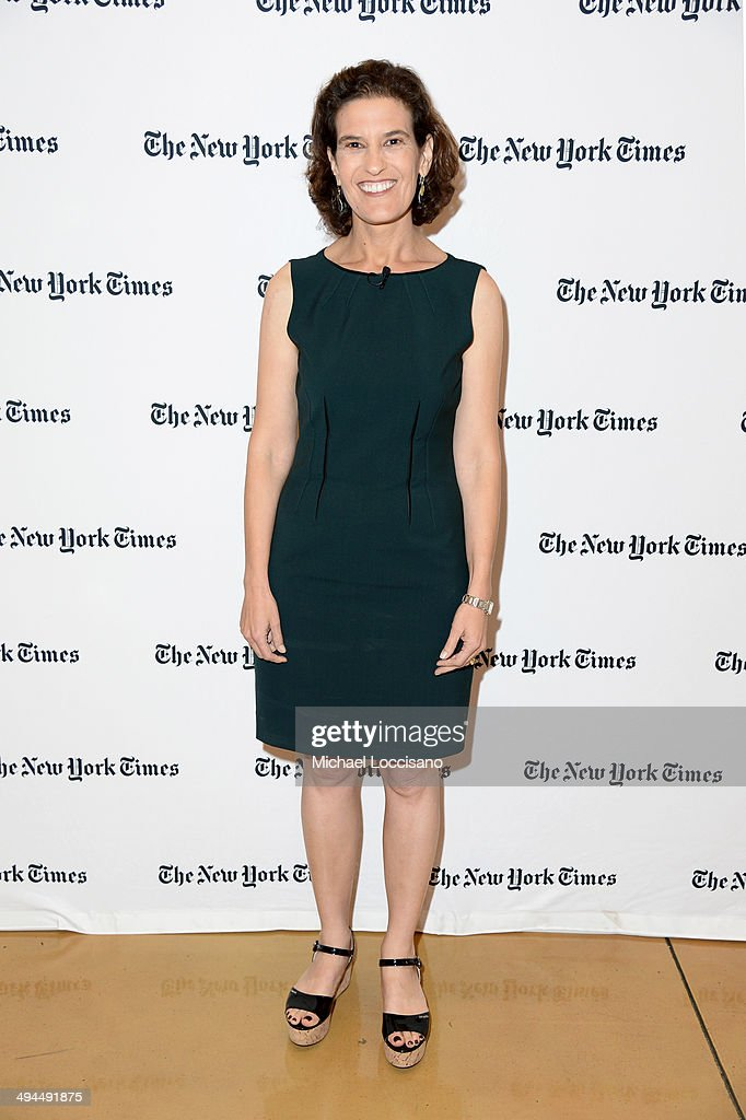 Kurbo Founder and CEO Joanna Strober attends The New York Times Health For Tomorrow Conference at Mission Bay Conference Center at UCSF on May 29, 2014 in San Francisco, California.