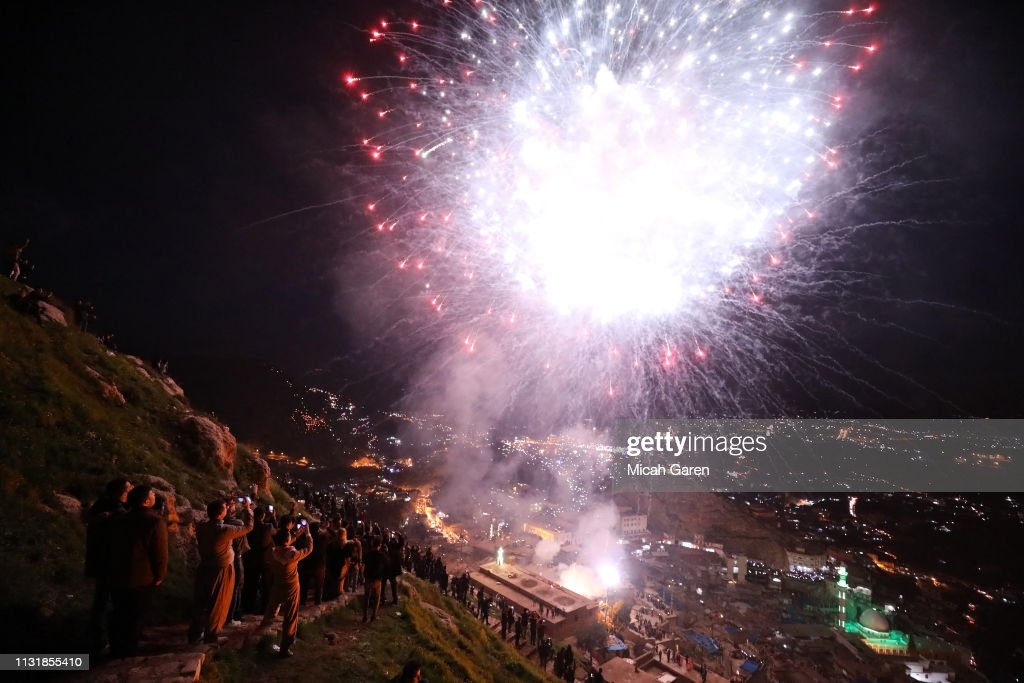 IRQ: Nowruz Celebrations In Iraqi Kurdistan