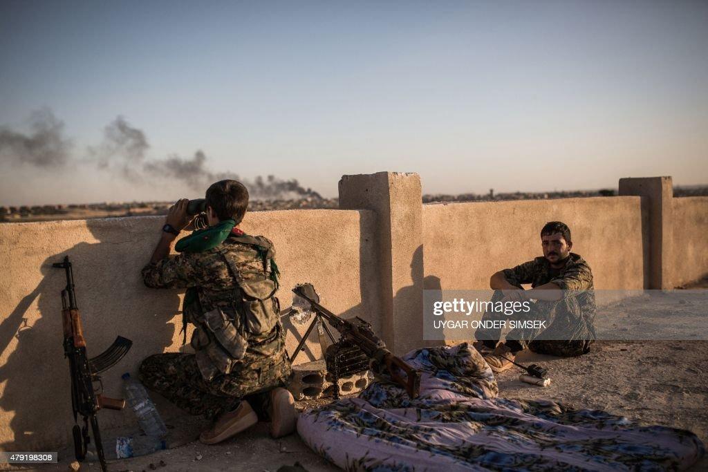 SYRIA-KURDS-REFUGESS : News Photo