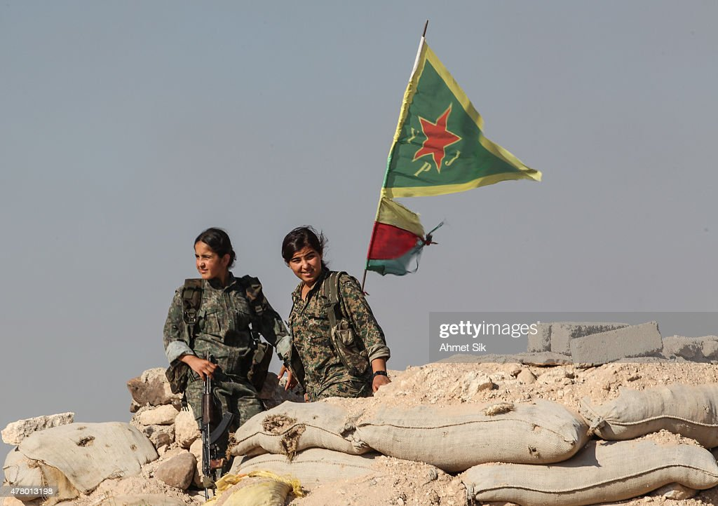 Tal Abyad, Life After IS : News Photo