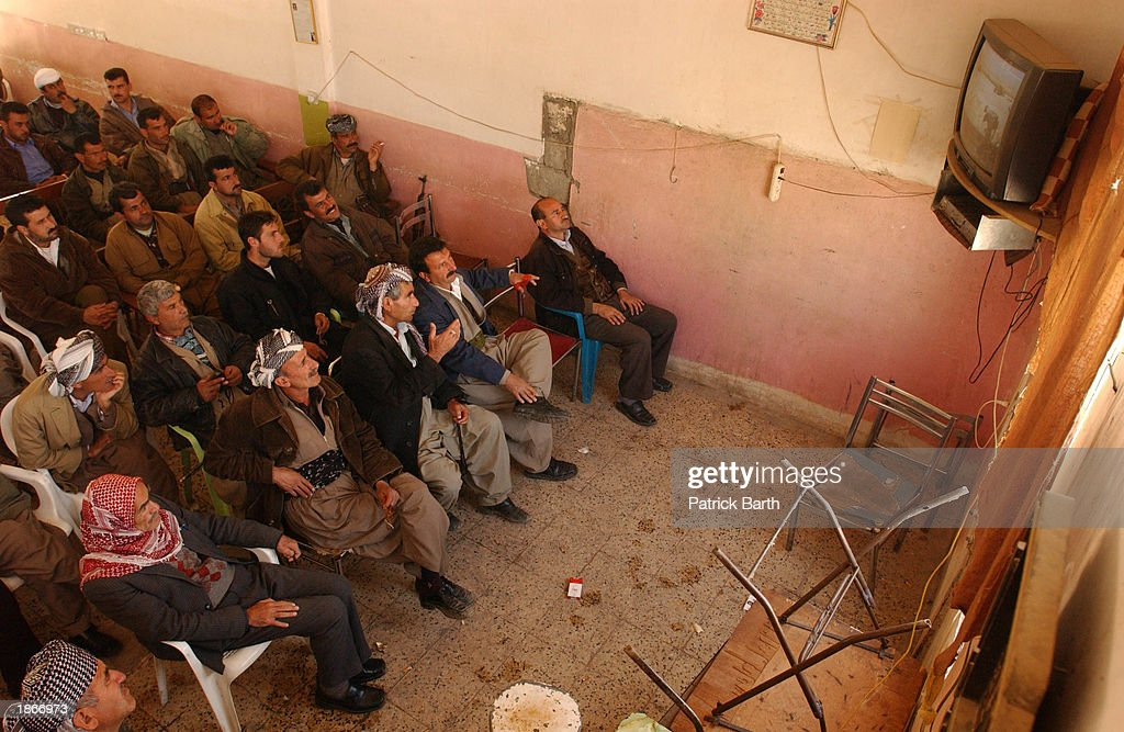 Kurds In Strategic Kalak Brace For Attack : News Photo