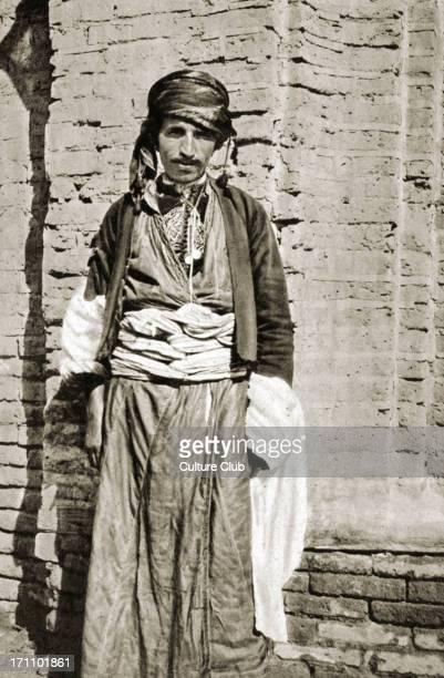 Kurdish tribesman of Southern Kurdistan Kurd Kurdistan Ethnic