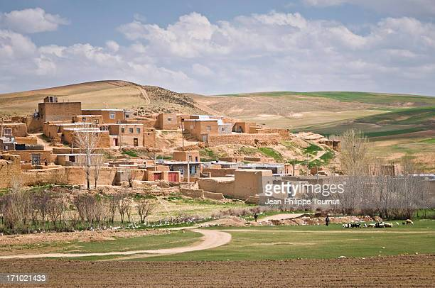 Kurdish Village near Bijar