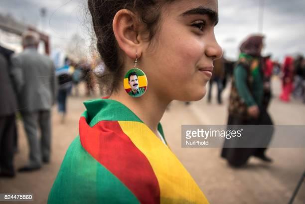 Kurds in Diyarbakir Turkey observe the ancient festival of Newroz Photos taken March 21 2016