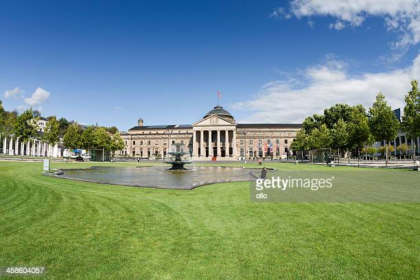 Kurhaus Wiesbaden and Bowling Green