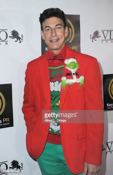 Kuros arrives for Hunter Payton And The Shoe Crew Holiday Charity Fundraiser Screening of Illumination's 'The Grinch' Benefiting The Woolsey Fire Oak...
