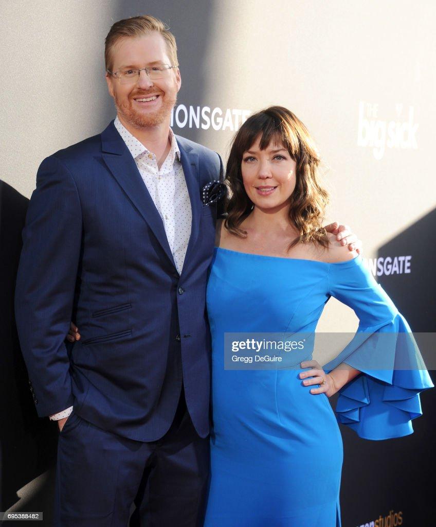 "Premiere Of Amazon Studios And Lionsgate's ""The Big Sick"" - Arrivals : Nieuwsfoto's"