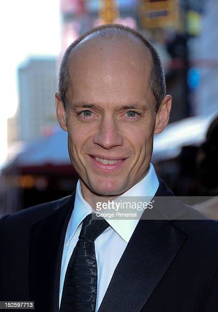 Kurt Browning attends the 2012 Canada's Walk of Fame Awards at Ed Mirvish Theatre on September 22 2012 in Toronto Canada