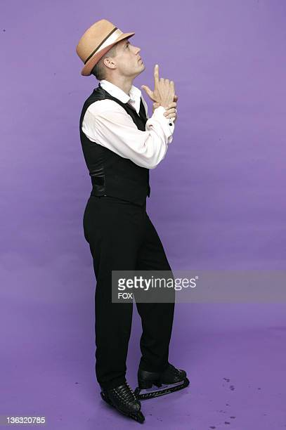 Kurt Browning during Skating With Celebrities Portrait Gallery in Hollywood California United States