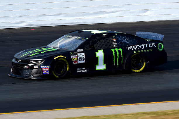 NH: Monster Energy NASCAR Cup Series- Foxwoods Resort Casino 301 - Qualifying