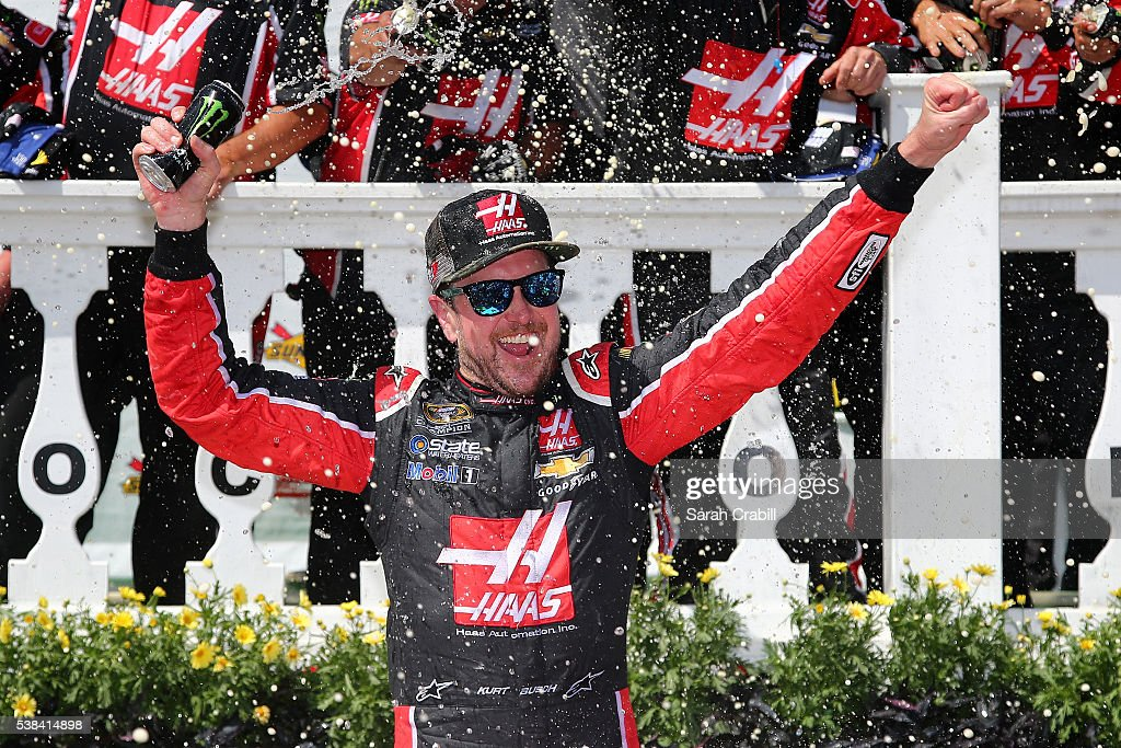 "NASCAR Sprint Cup Series Axalta ""We Paint Winners"" 400"