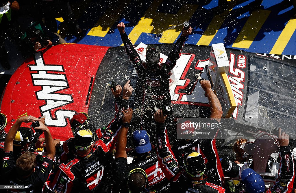 "NASCAR Sprint Cup Series Axalta ""We Paint Winners"" 400"