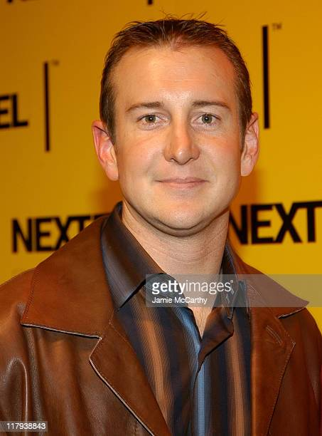 Kurt Busch during Nascar Nextel Cup Series Champion's Celebration at Marquee in New York City New York United States