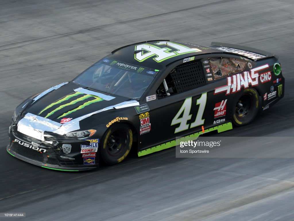 AUTO: AUG 18 Monster Energy NASCAR Cup Series - Bass Pro Shops NRA ...