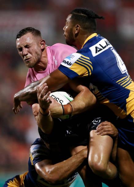 AUS: NRL Trial Match - Penrith v Parramatta