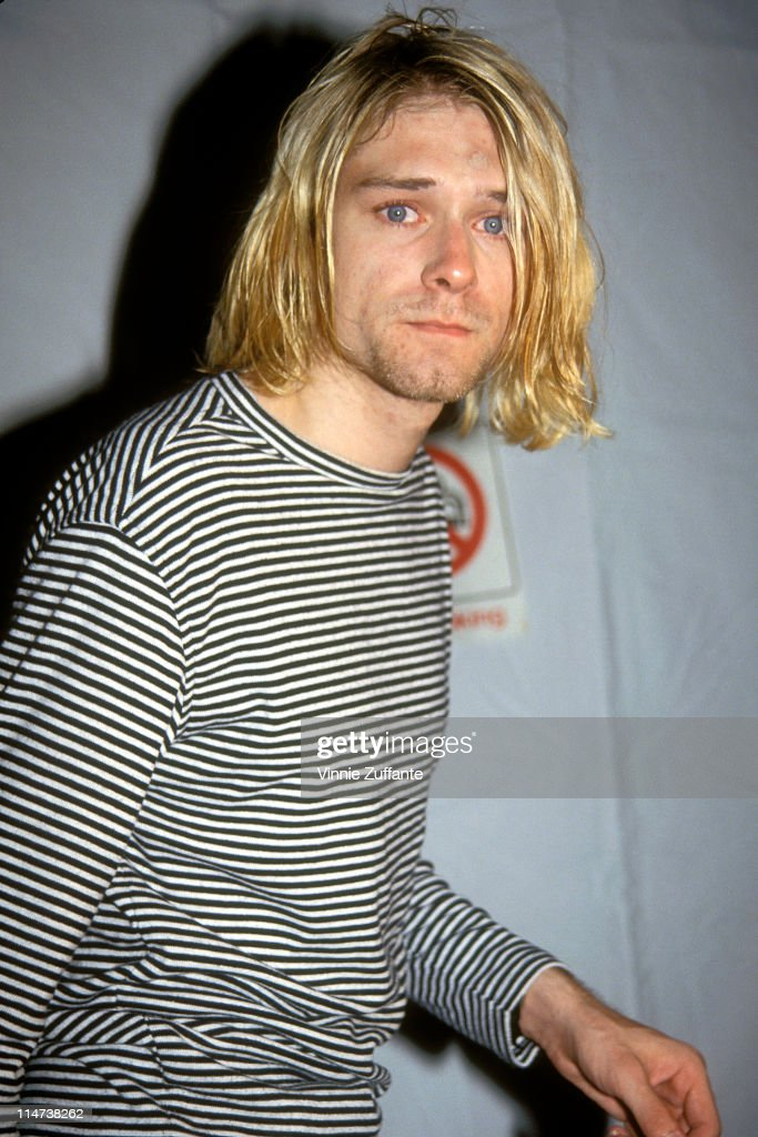 25 Years Since the Death of Musician Kurt Cobain