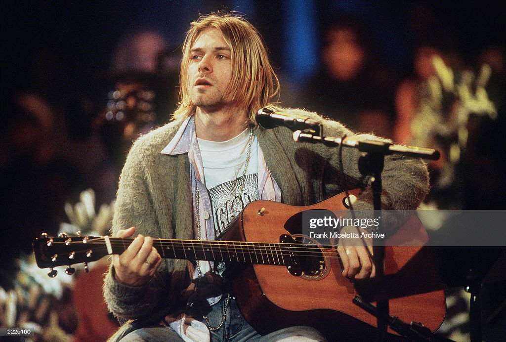 MTV Unplugged: Nirvana : News Photo