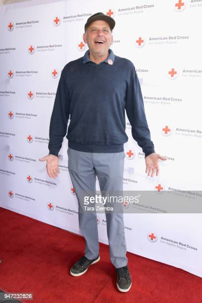 Kurt Fuller attends the Red Cross' 5th Annual Celebrity Golf Tournament at Lakeside Golf Club on April 16, 2018 in Burbank, California.