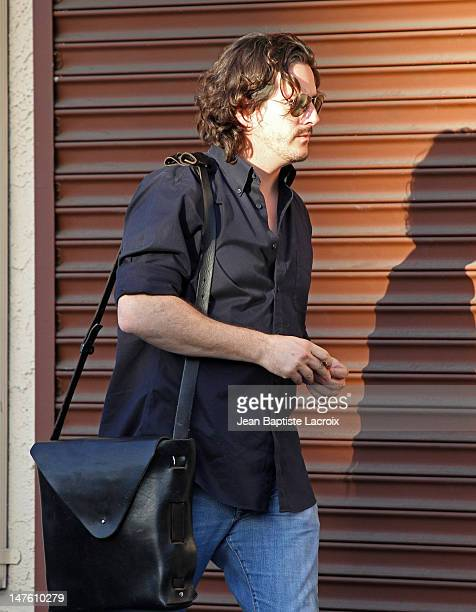 Kurt Iswarienko is seen on March 27 2010 in Los Angeles California